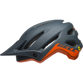 Bell 4Forty MIPS Helmet cliffhanger matte/gloss slate/orange